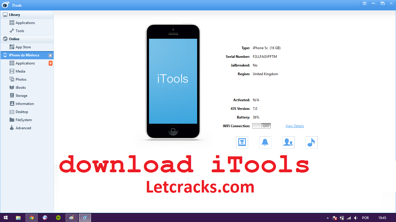 iTools License Key