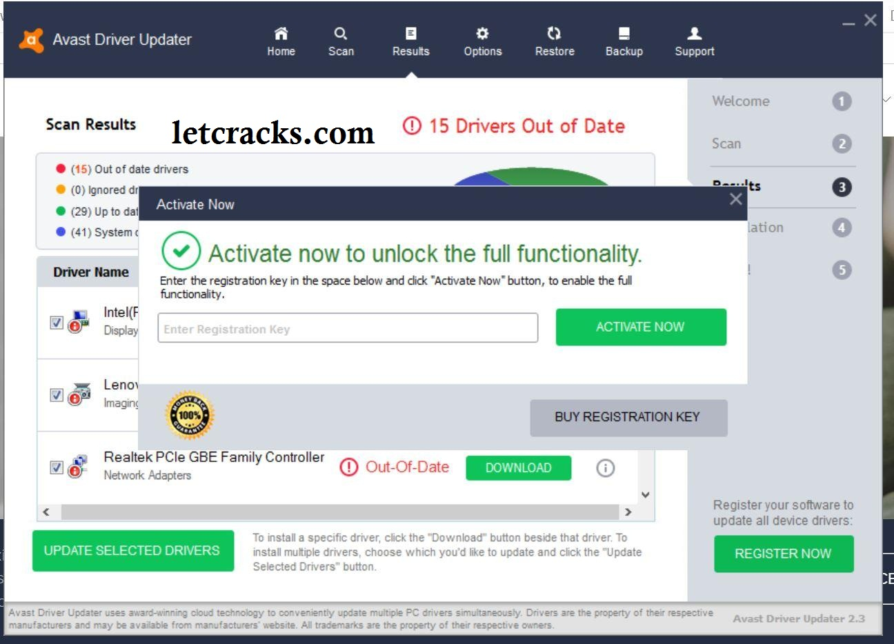 Avast Driver Updater 2.5.9 Serial key Incl Activation Code ...