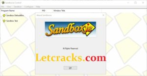 Sandboxie License Key