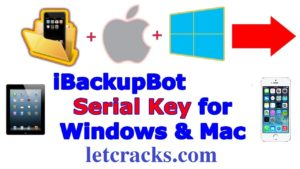 iBackupBot Serial Key