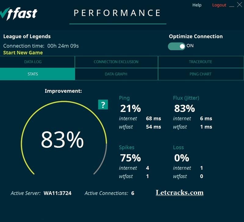 WTFast Activation Key