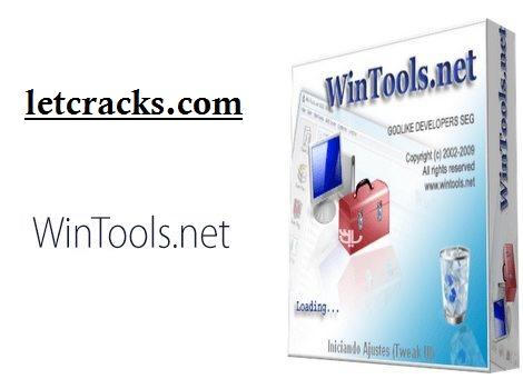 WinTools.net Premium Keygen